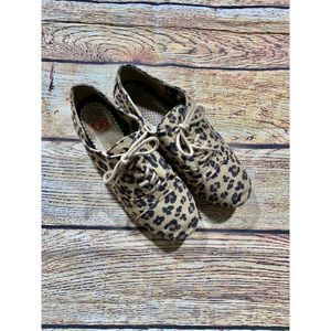 Girls Gb Shoes Animal Print Size 12